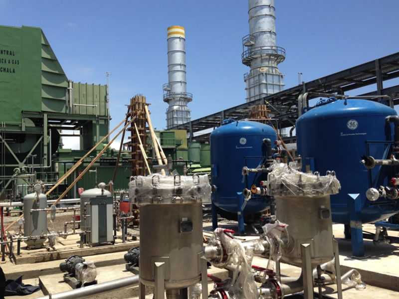 Thermo Gas Machala Power Plant - CELEC EP